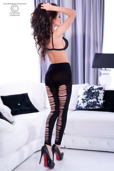 Leggings CR4327 schwarz