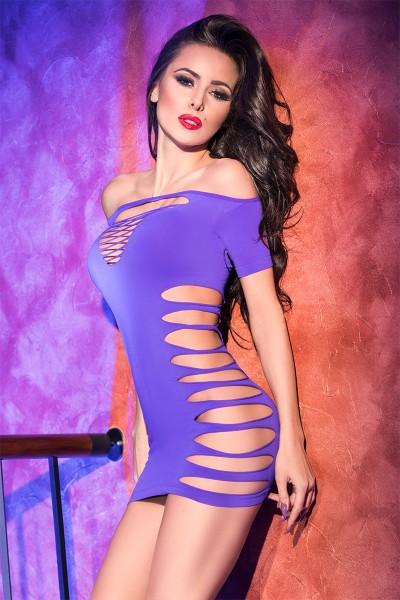 Minikleid CR4169 violett